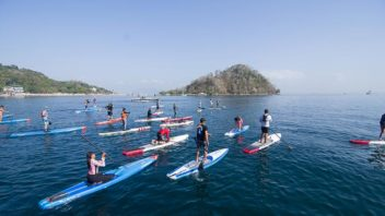 Stand Up Paddle Group Classes