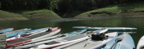 La Alajuela Stand Up Paddleboard Tour