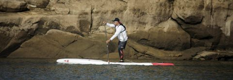 El Peñon de San Jose Stand Up Paddle Tour