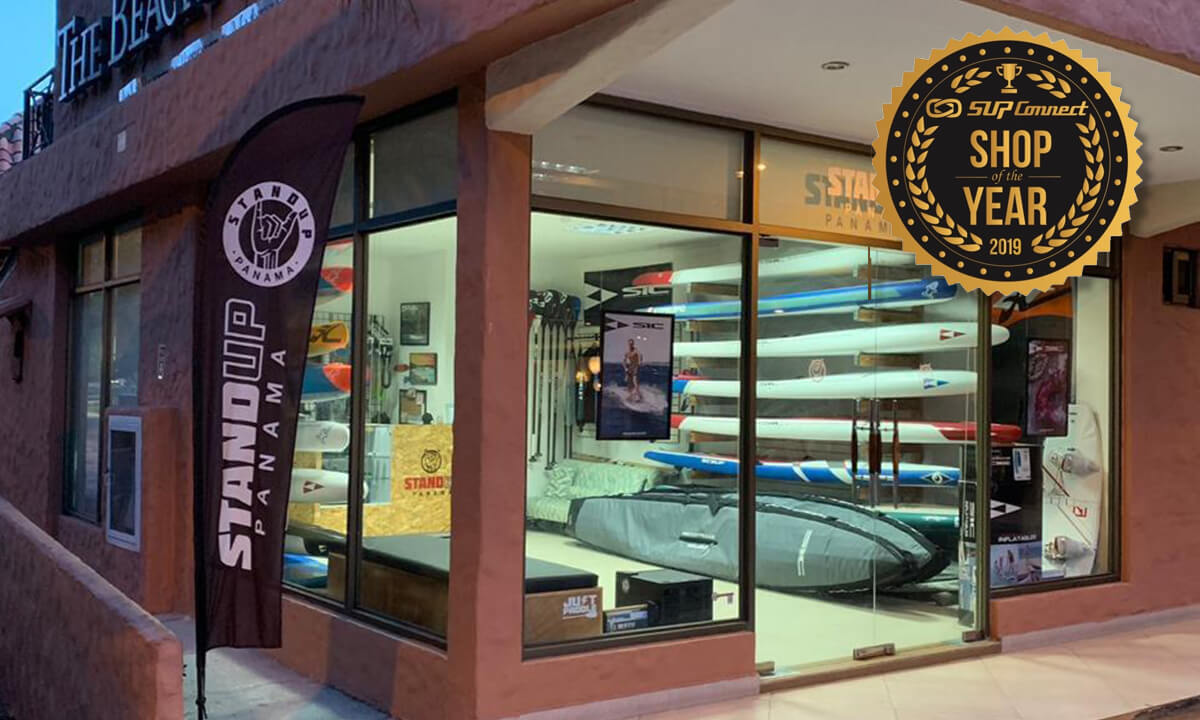 SUPConnect Shop of the Year 2019